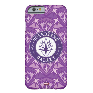 Guardians of the Galaxy | Round Vintage Logo Barely There iPhone 6 Case