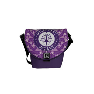 Guardians of the Galaxy | Round Vintage Logo Commuter Bags