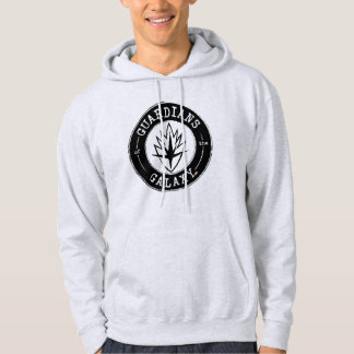 Guardians of the Galaxy   Round Vintage Logo Hoodie