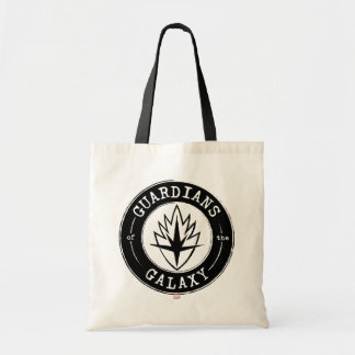 Guardians of the Galaxy | Round Vintage Logo Tote Bag