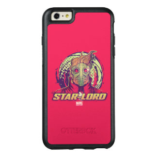 Guardians of the Galaxy | Star-Lord Badge OtterBox iPhone 6/6s Plus Case