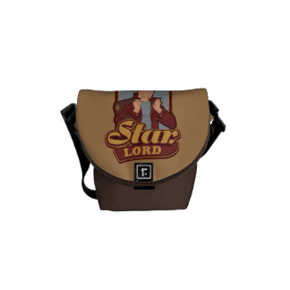 Guardians of the Galaxy | Star-Lord Cartoon Icon Commuter Bag