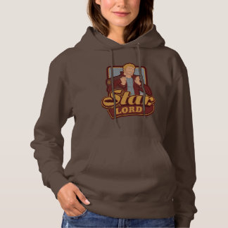 Guardians of the Galaxy   Star-Lord Cartoon Icon Hoodie