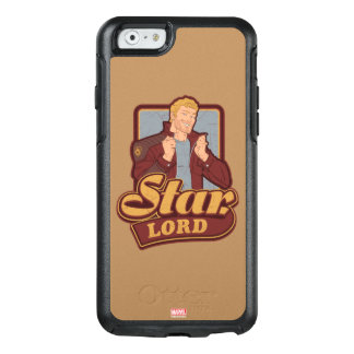 Guardians of the Galaxy | Star-Lord Cartoon Icon OtterBox iPhone 6/6s Case