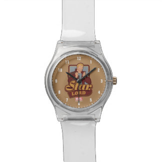 Guardians of the Galaxy   Star-Lord Cartoon Icon Watch