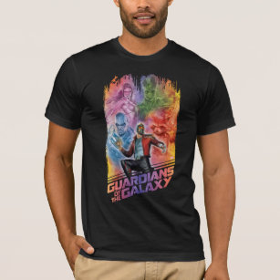 Guardians of the Galaxy | Star-Lord & Crew T-Shirt
