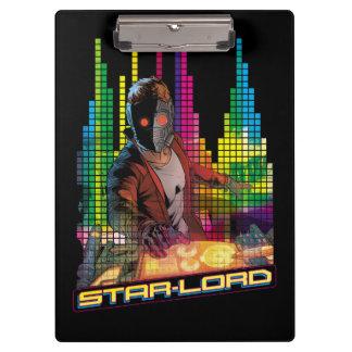 Guardians of the Galaxy | Star-Lord DJ Clipboard