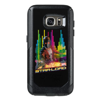Guardians of the Galaxy | Star-Lord DJ OtterBox Samsung Galaxy S7 Case