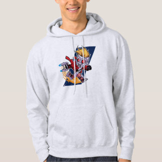 Guardians of the Galaxy   Star-Lord Gets Away Hoodie