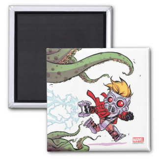 Guardians of the Galaxy | Star-Lord Gets Away Magnet