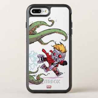 Guardians of the Galaxy | Star-Lord Gets Away OtterBox Symmetry iPhone 8 Plus/7 Plus Case