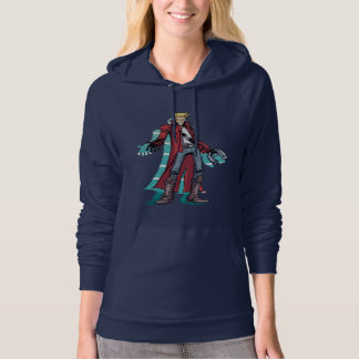 Guardians of the Galaxy | Star-Lord Mugshot Hoodie