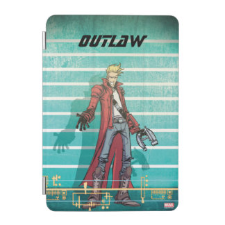 Guardians of the Galaxy | Star-Lord Mugshot iPad Mini Cover