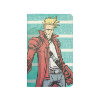 Guardians of the Galaxy | Star-Lord Mugshot Journal