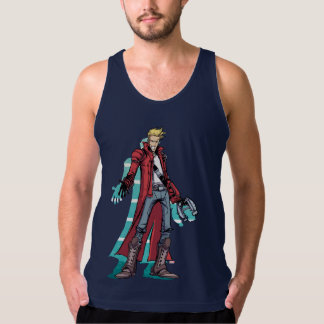 Guardians of the Galaxy | Star-Lord Mugshot Singlet
