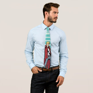 Guardians of the Galaxy | Star-Lord Mugshot Tie
