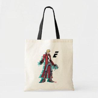 Guardians of the Galaxy | Star-Lord Mugshot Tote Bag