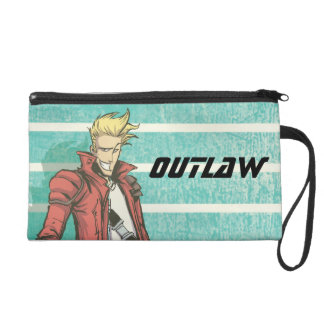 Guardians of the Galaxy | Star-Lord Mugshot Wristlet