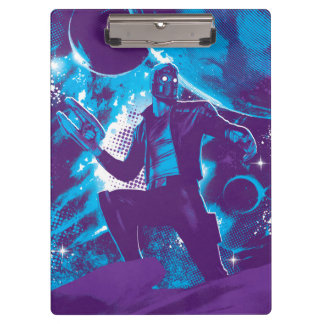 Guardians of the Galaxy | Star-Lord On Planet Clipboards