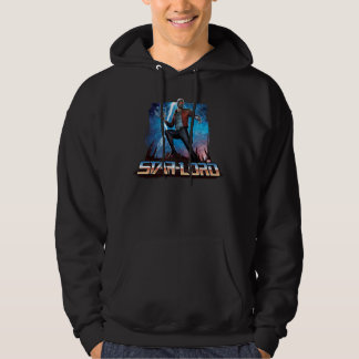 Guardians of the Galaxy   Star-Lord On Planet Hoodie