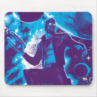 Guardians of the Galaxy | Star-Lord On Planet Mouse Pad