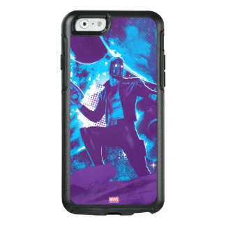 Guardians of the Galaxy | Star-Lord On Planet OtterBox iPhone 6/6s Case