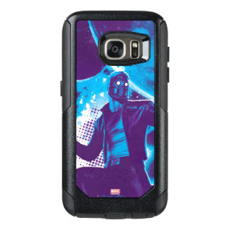 Guardians of the Galaxy | Star-Lord On Planet OtterBox Samsung Galaxy S7 Case