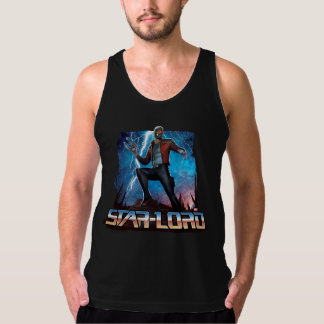 Guardians of the Galaxy | Star-Lord On Planet Singlet