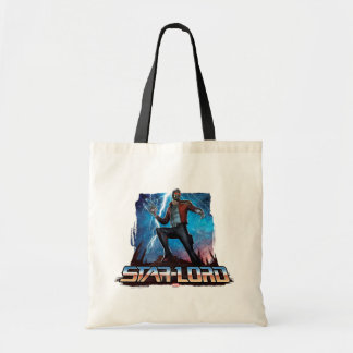Guardians of the Galaxy | Star-Lord On Planet Tote Bag