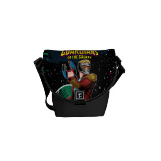 Guardians of the Galaxy | Star-Lord Retro Comic Courier Bags