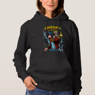 Guardians of the Galaxy | Star-Lord Retro Comic Hoodie