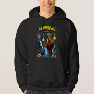 Guardians of the Galaxy   Star-Lord Retro Comic Hoodie