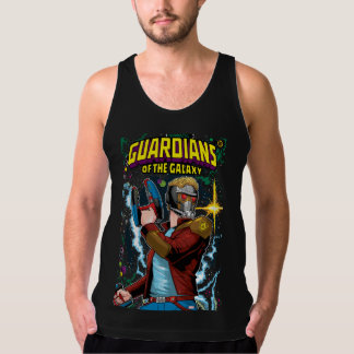 Guardians of the Galaxy | Star-Lord Retro Comic Singlet