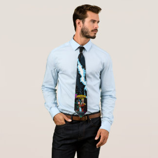 Guardians of the Galaxy | Star-Lord Retro Comic Tie