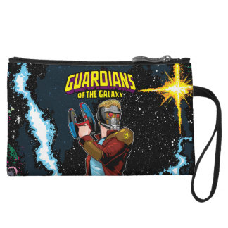 Guardians of the Galaxy | Star-Lord Retro Comic Wristlets