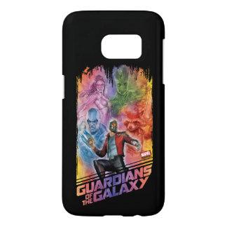 Guardians of the Galaxy   Technicolor Crew Art