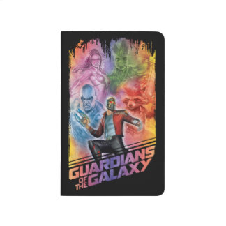 Guardians of the Galaxy | Technicolor Crew Art Journal