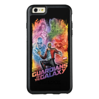 Guardians of the Galaxy | Technicolor Crew Art OtterBox iPhone 6/6s Plus Case