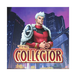 Guardians of the Galaxy | The Collector Canvas Print