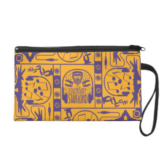 Guardians of the Galaxy | The Legendary Star-Lord Wristlet Clutches