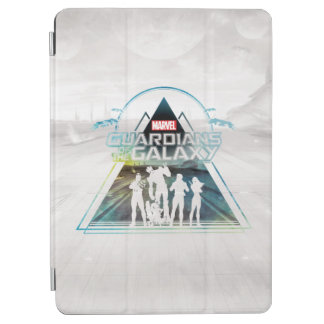 Guardians of the Galaxy | Triangle Outline Crew iPad Air Cover