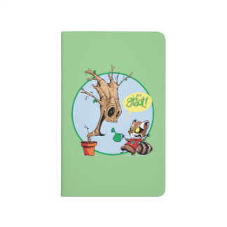 Guardians of the Galaxy | Watering Groot Journal