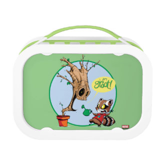 Guardians of the Galaxy | Watering Groot Lunch Box