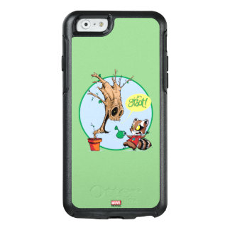 Guardians of the Galaxy | Watering Groot OtterBox iPhone 6/6s Case