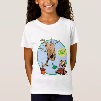 Guardians of the Galaxy | Watering Groot T-Shirt