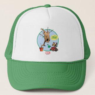 Guardians of the Galaxy | Watering Groot Trucker Hat