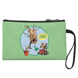 Guardians of the Galaxy | Watering Groot Wristlet Clutches
