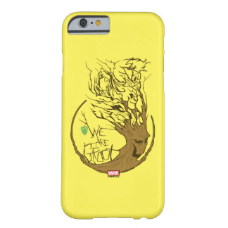 Guardians of the Galaxy | We Are Groot Branches Barely There iPhone 6 Case