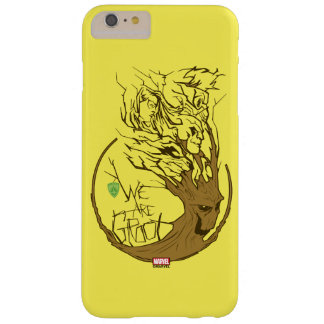 Guardians of the Galaxy | We Are Groot Branches Barely There iPhone 6 Plus Case