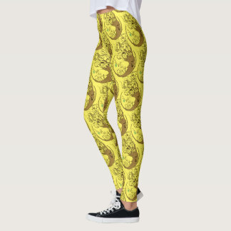 Guardians of the Galaxy | We Are Groot Branches Leggings
